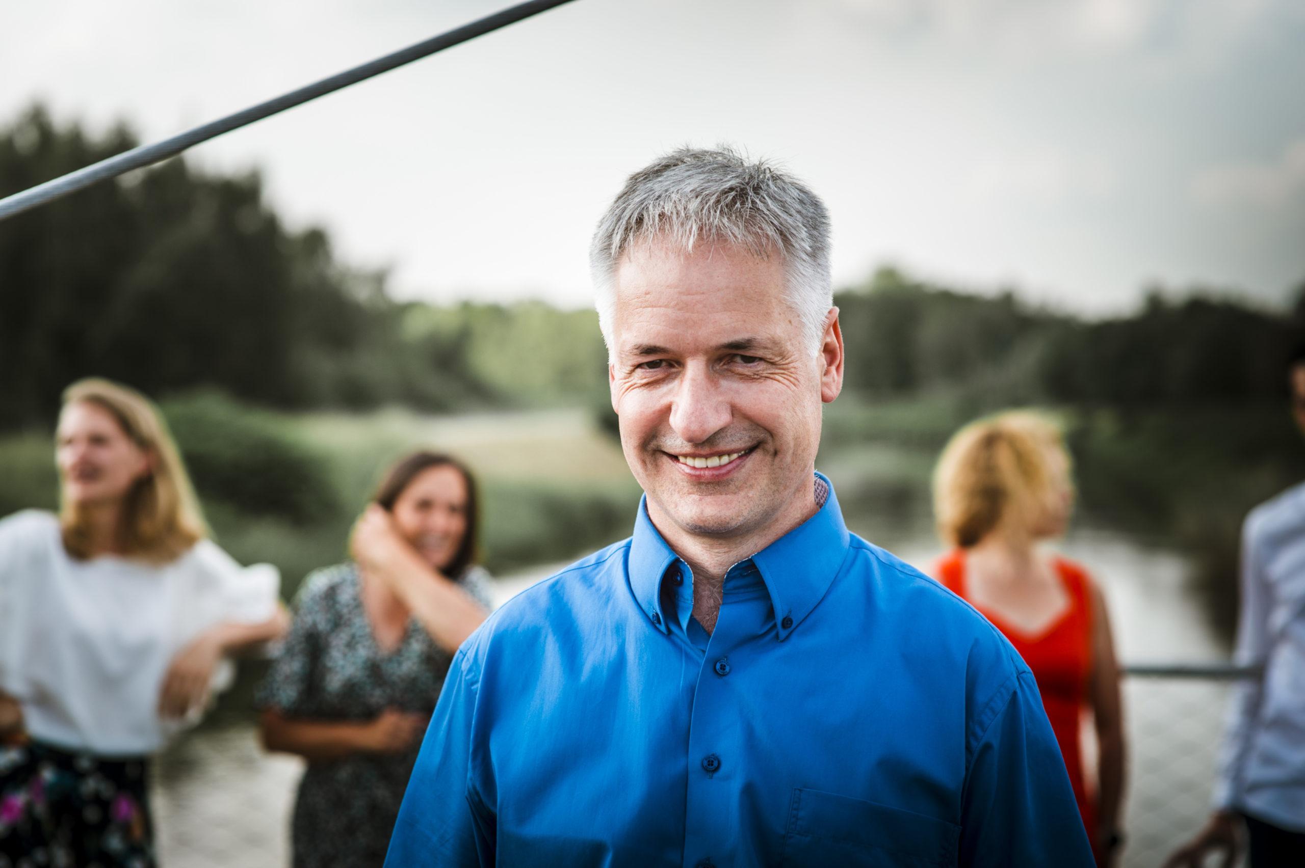 Dr. Bart Van Bostraeten