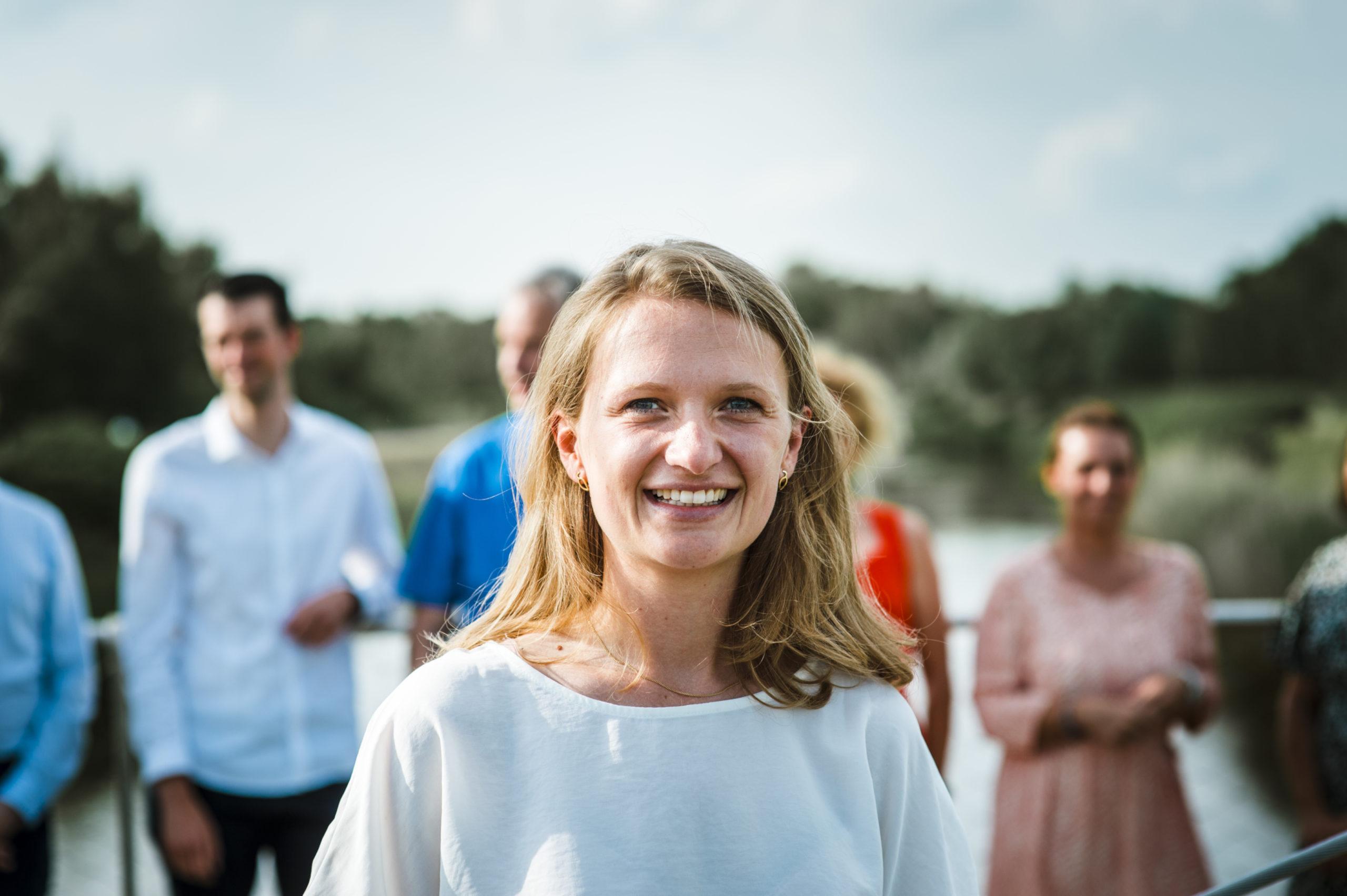 Dr. Nathalie Saeys